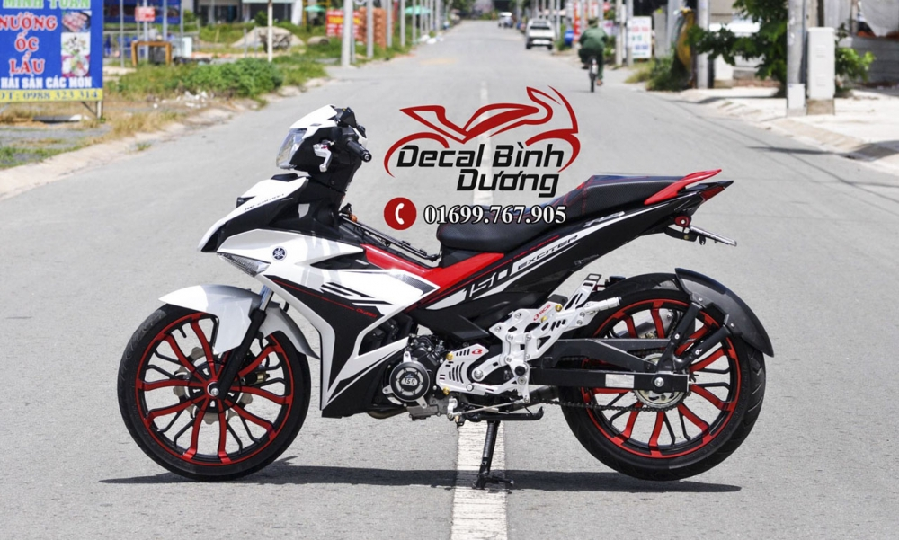 Top 10 Xe Exciter 150 Do Duoc Yeu Thich Nhat 2017 - 3