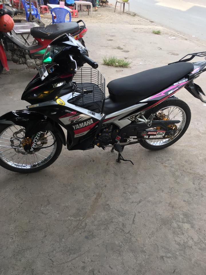 Exciter 135 do nhe nhang voi dan chan thanh manh - 3