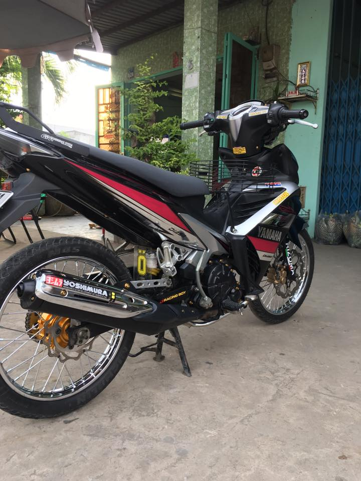 Exciter 135 do nhe nhang voi dan chan thanh manh - 6