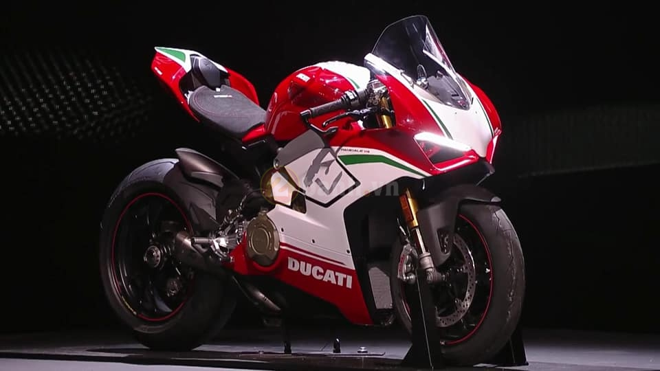 Ducati Panigale V4 Speciale Phien ban Limited cua Panigale V4 - 5