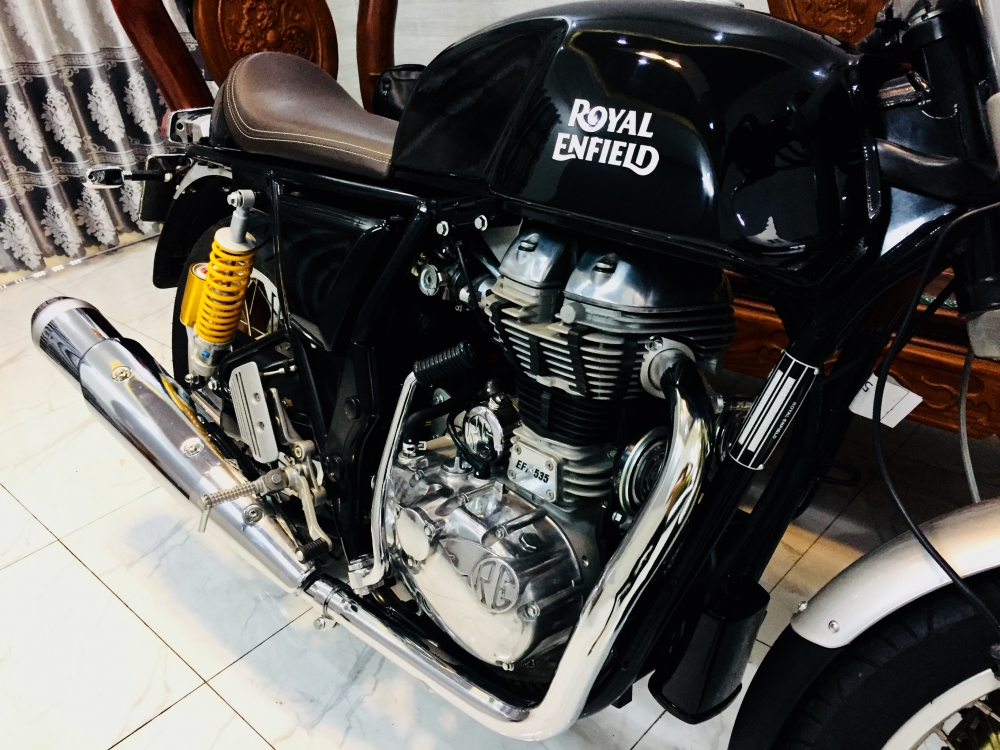 Royal Enfield Continental GT535 caferacer HQCN 2017 - 9