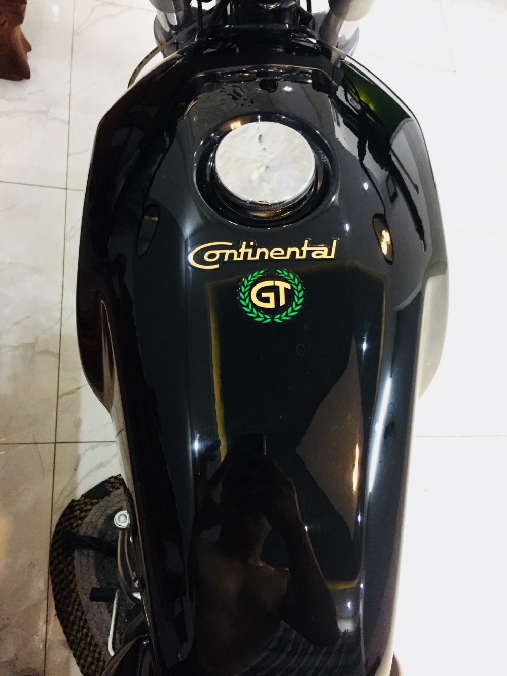 Xin phep ad Thanks ad Royal Enfield Continental GT535 caferacer HQCN 2017 Xe - 4