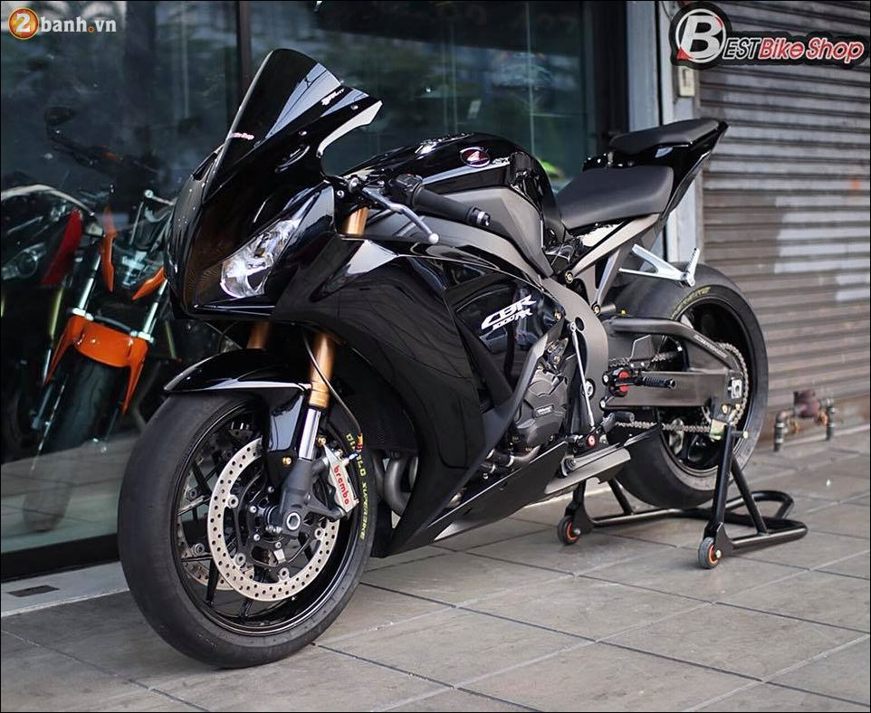 Bo mong CBR1000RR cuc chat qua Version full Black - 3