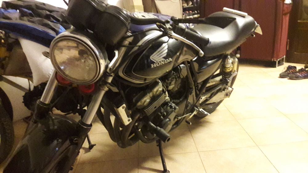 Can ban cb400 - 4