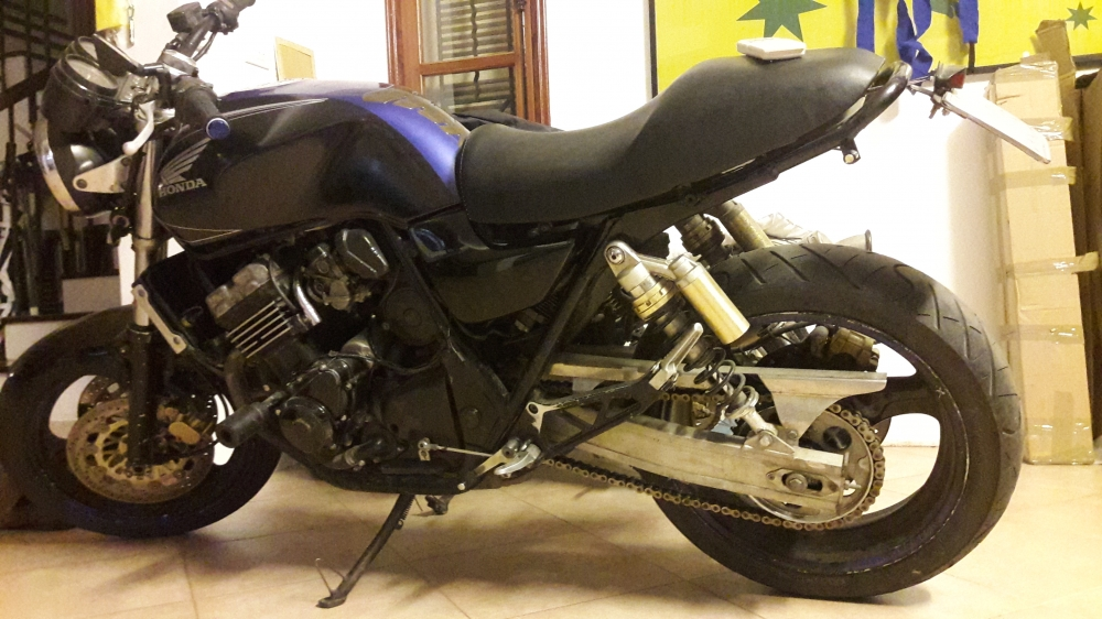 Can ban cb400 - 5
