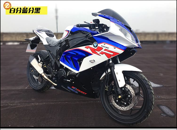 Choang ngop voi BMW S1000RR Made in China voi ten goi BD3505A - 7