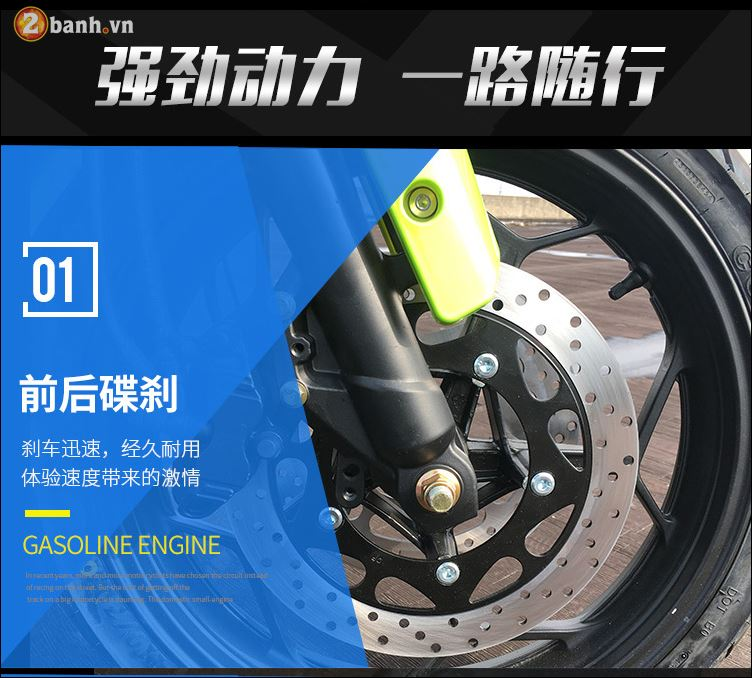 Choang ngop voi BMW S1000RR Made in China voi ten goi BD3505A - 11