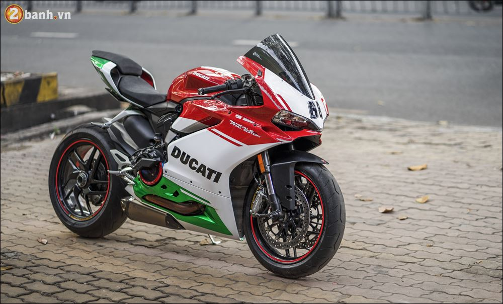 Ducati 959 Panigale thoat xac ngoan muc qua Version final edition - 2