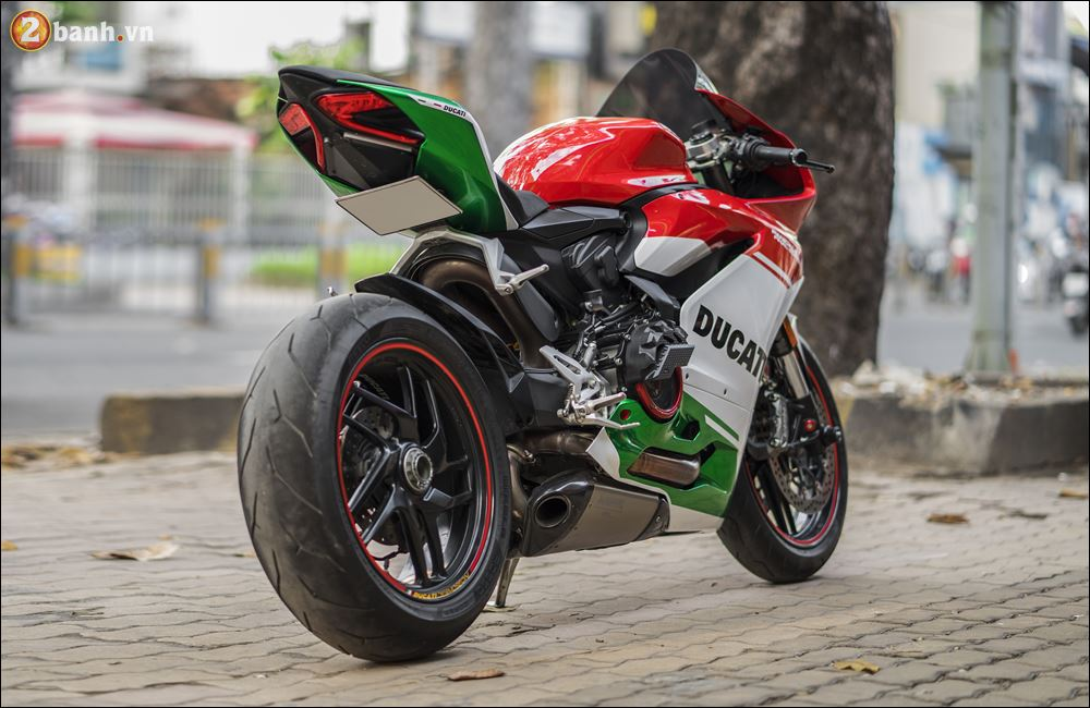 Ducati 959 Panigale thoat xac ngoan muc qua Version final edition - 10