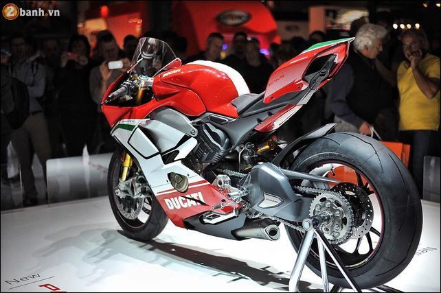 Ducati Panigale V4 ve Viet Nam voi gia 19 ty vao thang 32018 - 6