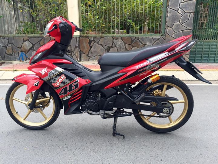 Exciter 135 do don gian day cung cap voi mam Racing boy - 3
