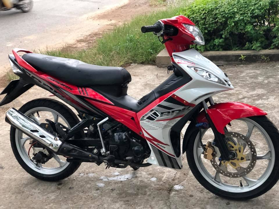 Exciter 135 do nhe voi dan chan 2 thi day manh me - 3