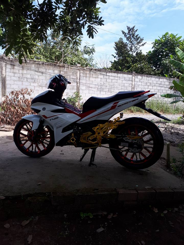 Exciter 150 do full dan do choi lam nhieu Biker them khat - 3