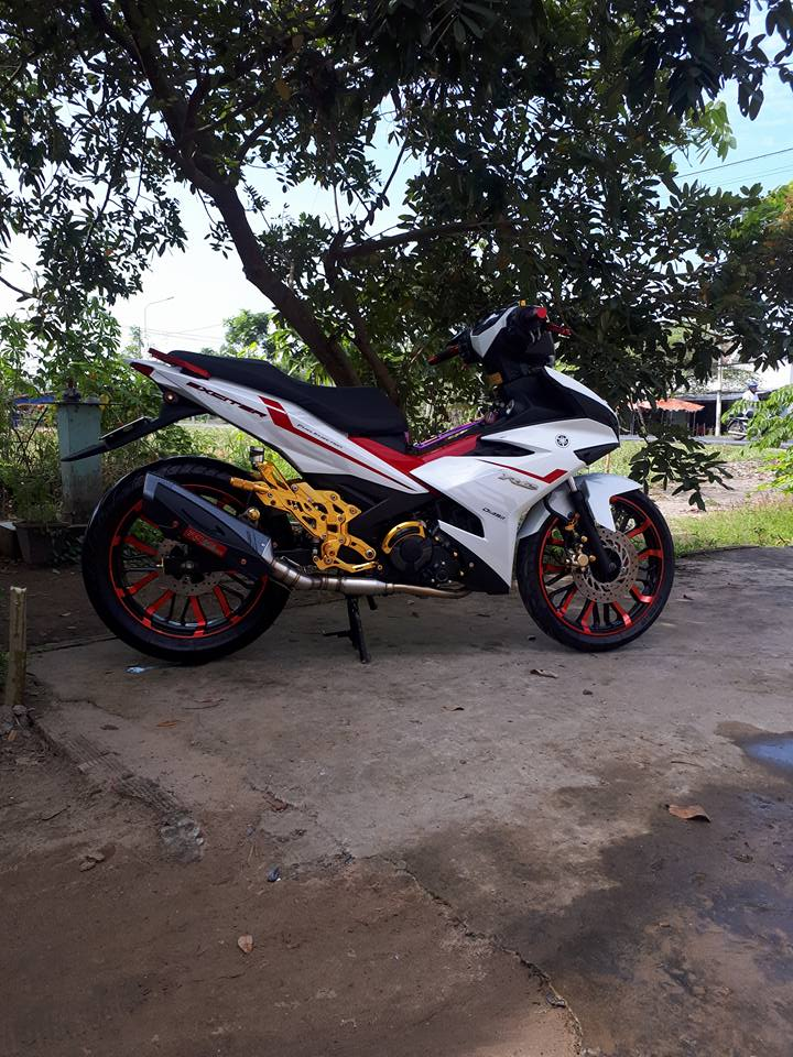 Exciter 150 do full dan do choi lam nhieu Biker them khat - 5
