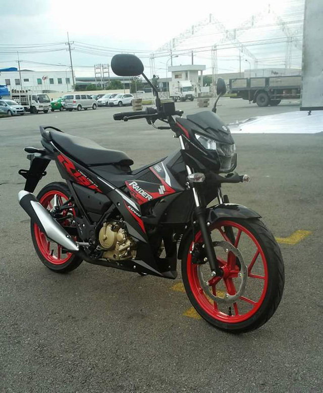 Exciter 150 Dong xe King nam 2017 - 2