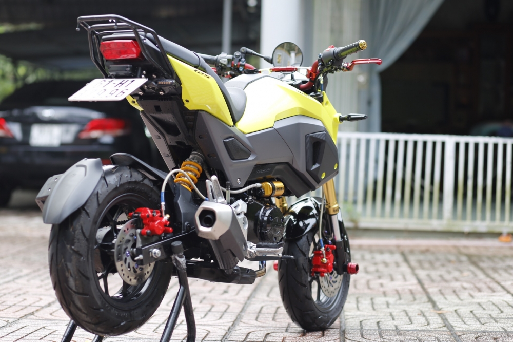 Honda MSX 125 ODO 1200km full option - 4