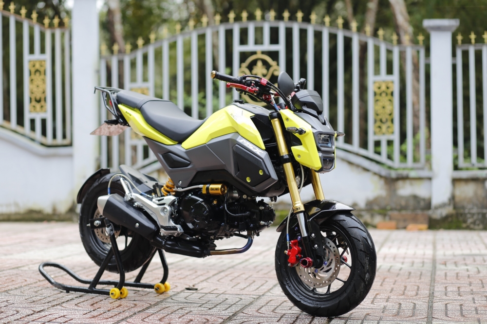 Honda MSX 125 ODO 1200km full option - 5