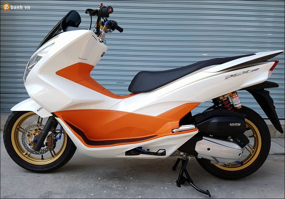 Honda PCX150 ban do gay soc danh cho tin do Scooter - 4