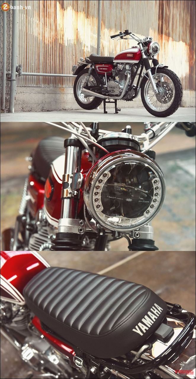 Kich thich voi cap doi XS650 XSR700 do mang ten Fast Father Faster Son - 2