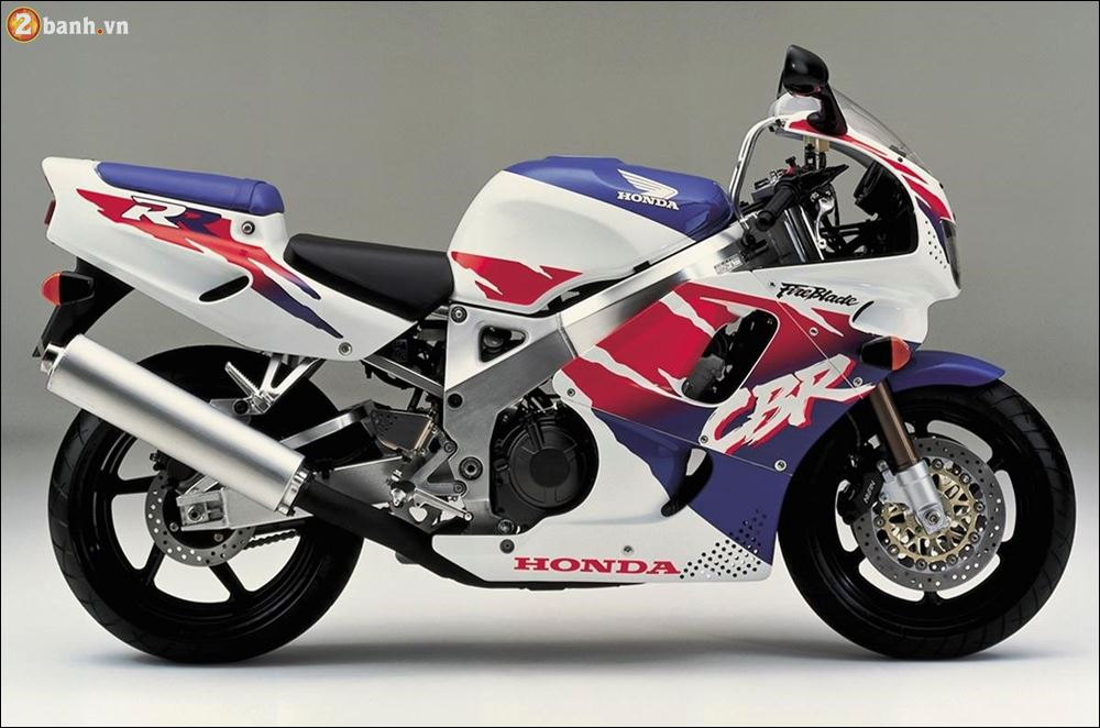 So luoc ve lich su phat trien HONDA CBRRR 25th anniversary of evolution - 3