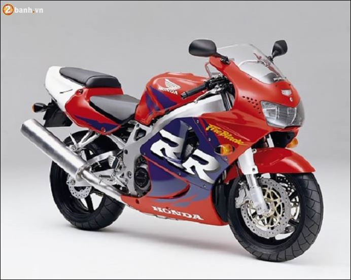 So luoc ve lich su phat trien HONDA CBRRR 25th anniversary of evolution - 5
