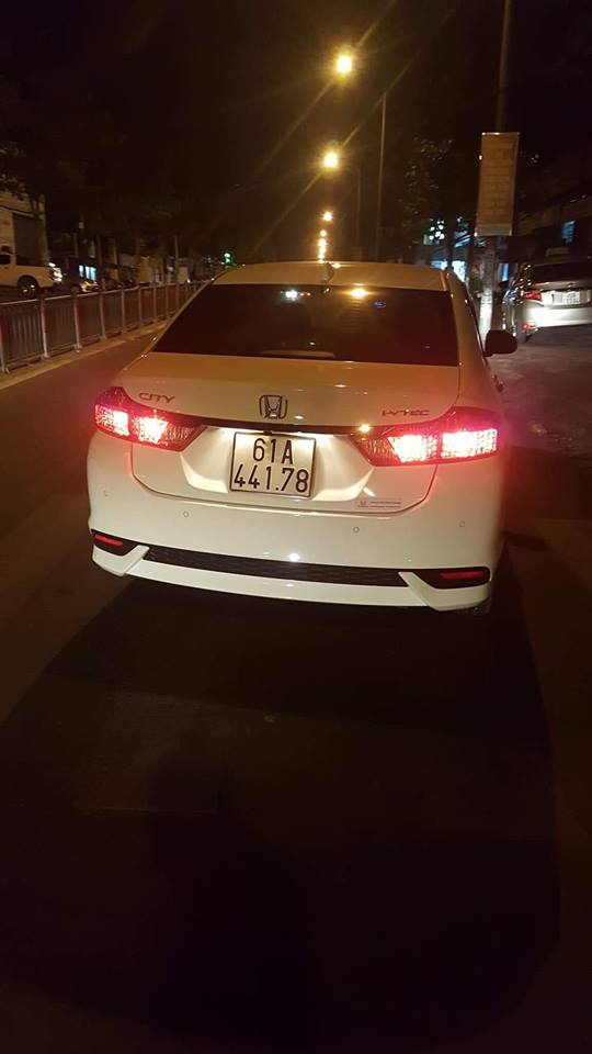 Exciter 150 chay voi toc do ban tho tong nat dau Honda City - 7