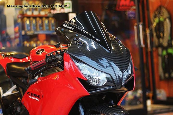 Honda CBR1000RR chan dung cuc chat do option Carbon fiber - 3