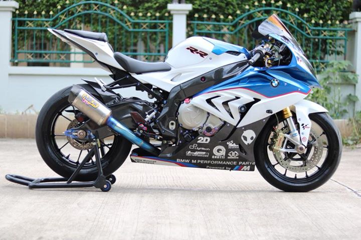 BMW S1000RR Ca map tren can do cuc chat tren dat Thai - 6