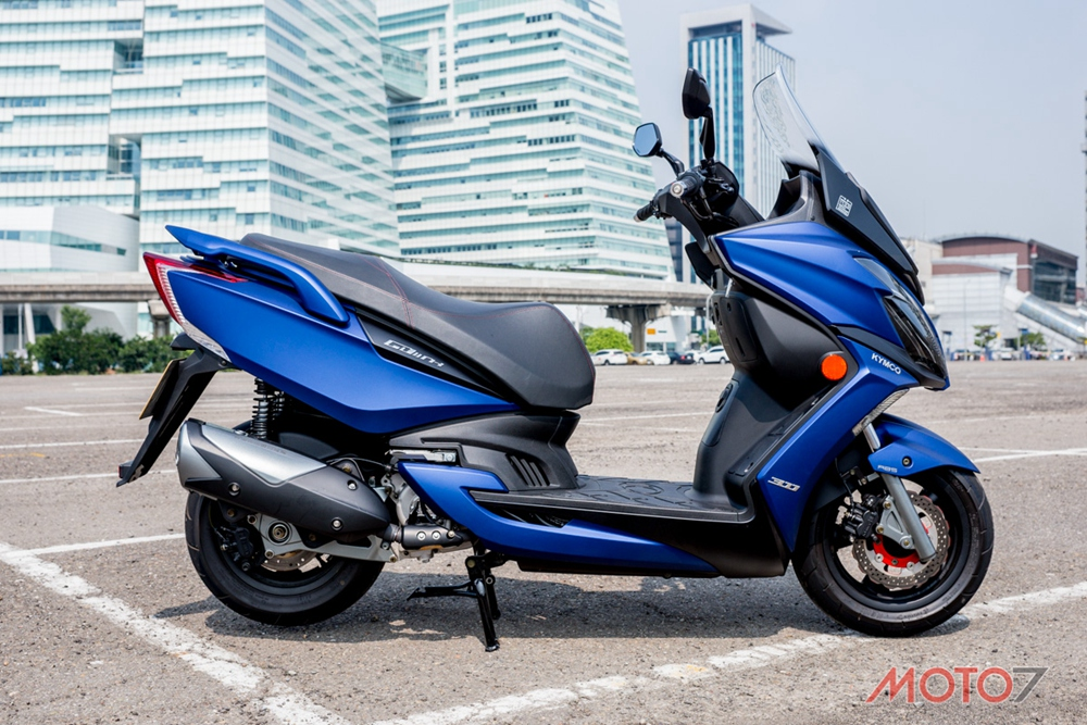 KYMCO G Dink 300i ABS the he moi 2018 - 12