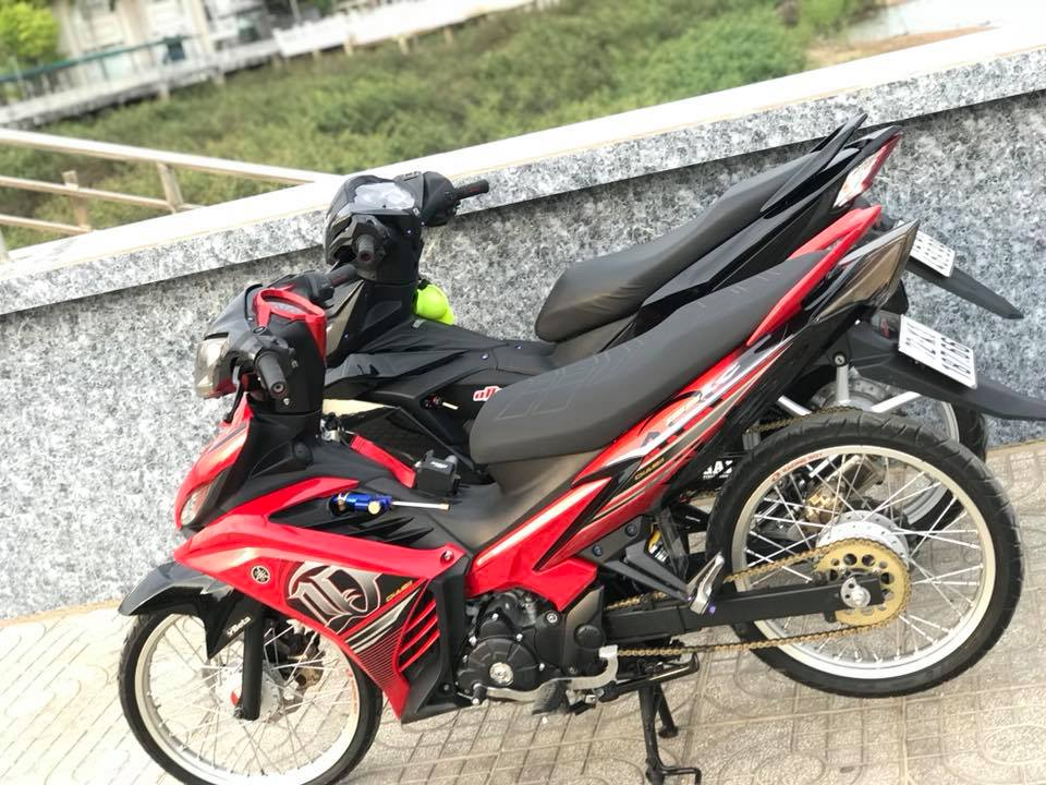Exciter 135 do phong cach Lc135 so huu suc manh 62 huy diet - 7