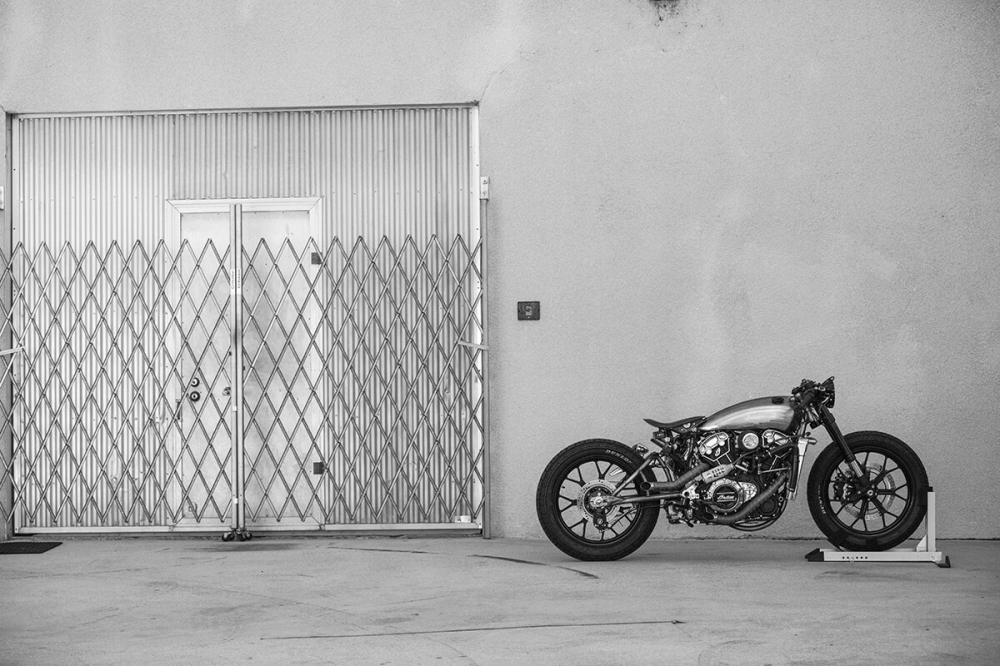 Indian Scout ban do den tu Roland Sands Design - 3