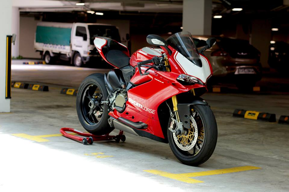 Man nhan voi Superbike Ducati 1299 Panigale S do cuc chat - 3