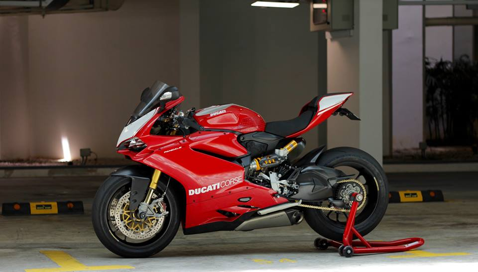 Man nhan voi Superbike Ducati 1299 Panigale S do cuc chat - 20