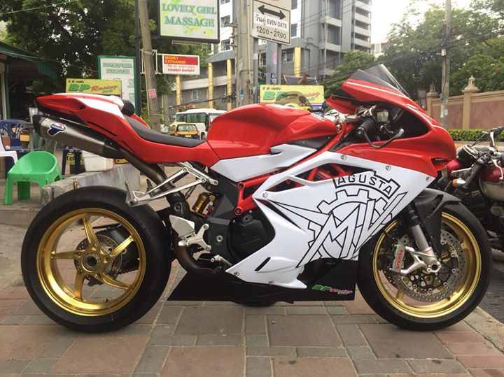 MV Agusta F4R ve dep bong bay tu Superbike Y