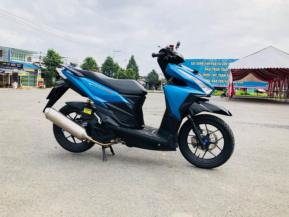 Vario 150 do so huu khoi do choi hon nua xac xe - 3