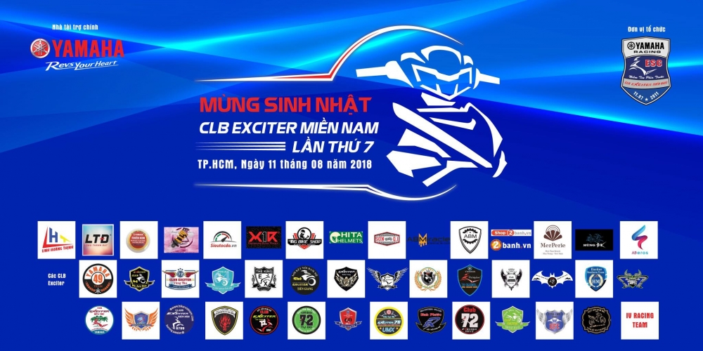 Club Exciter Mien Nam chang duong 7 nam hinh thanh phat trien - 2