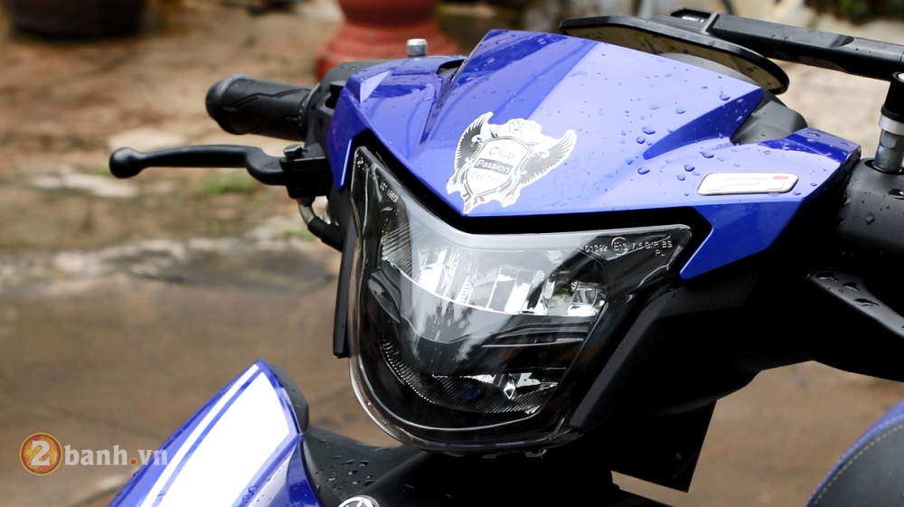 Den pha LED 2 tang Yamaha Exciter 150 Sporty 2019 moi - 8