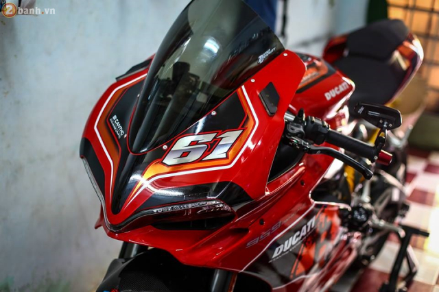 Ducati 959 Panigale do chat choi theo phong cach Bitcoin - 4