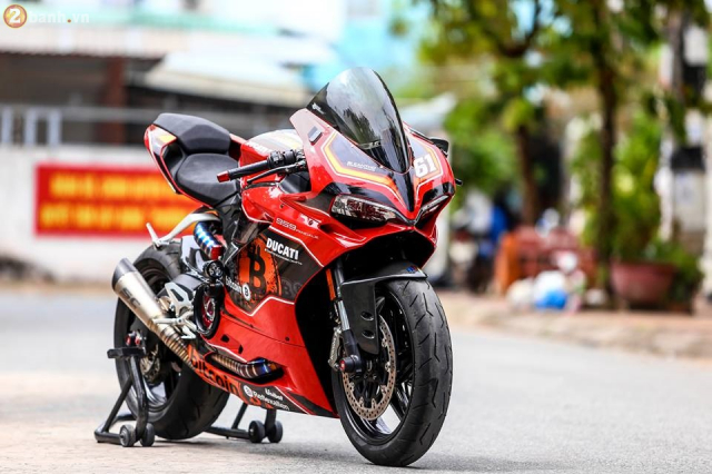 Ducati 959 Panigale do chat choi theo phong cach Bitcoin - 12