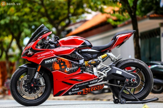 Ducati 959 Panigale do chat choi theo phong cach Bitcoin - 14