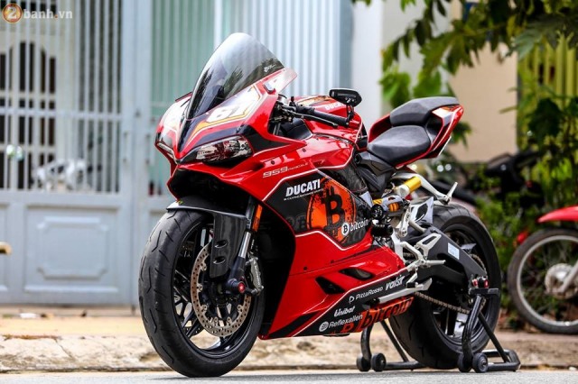 Ducati 959 Panigale do chat choi theo phong cach Bitcoin - 18
