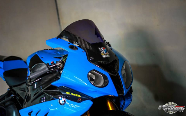BMW S1000RR ve dep de me cua Ca map Shark tren can - 3