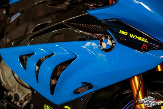 BMW S1000RR ve dep de me cua Ca map Shark tren can - 7
