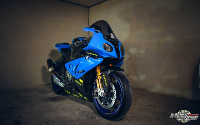 BMW S1000RR ve dep de me cua Ca map Shark tren can - 15