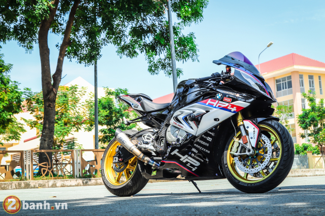 BMW S1000RR ve dep khong co doi thu tu ban do dat tien tren dat Viet - 3