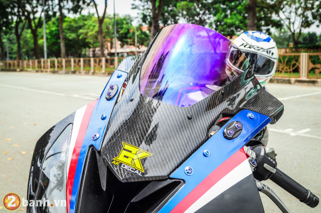 BMW S1000RR ve dep khong co doi thu tu ban do dat tien tren dat Viet - 5