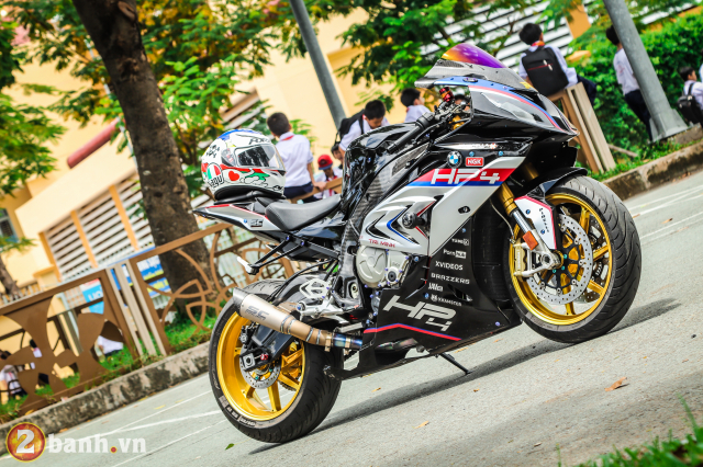 BMW S1000RR ve dep khong co doi thu tu ban do dat tien tren dat Viet - 13