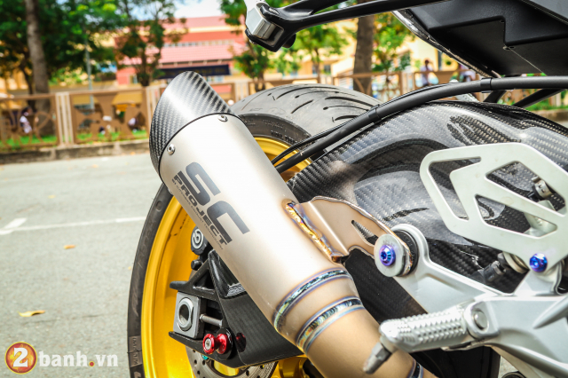 BMW S1000RR ve dep khong co doi thu tu ban do dat tien tren dat Viet - 17