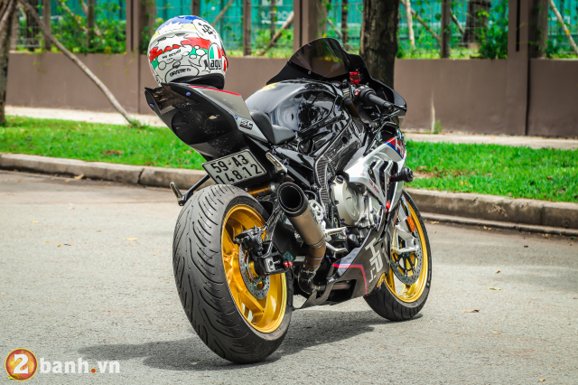 BMW S1000RR ve dep khong co doi thu tu ban do dat tien tren dat Viet - 19