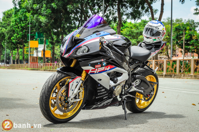 BMW S1000RR ve dep khong co doi thu tu ban do dat tien tren dat Viet - 21